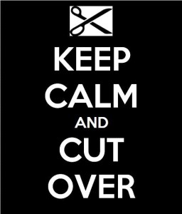 Keep Calm Project Cutover