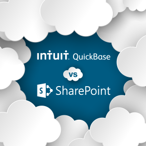 QuickBase vs Sharepoint