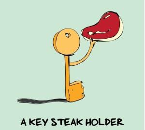 key steakholder