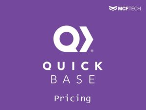 Quick Base Pricing Demystified