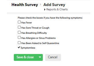 How We Quickly Built up a COVID-19 Health Survey Using Quick Base